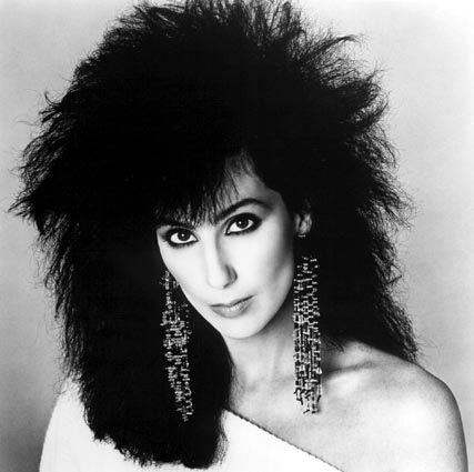 Cher Style Photos 1980 S