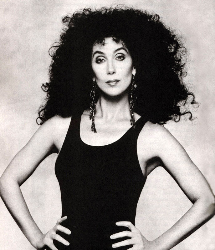 Cher Style  Photos 1980s - 1980 Hairstyles